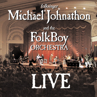 Michael Johhnathon | LIVE CD