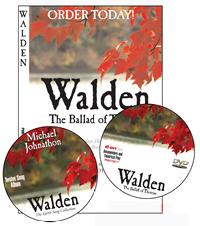 Michael Johhnathon   Walden CD
