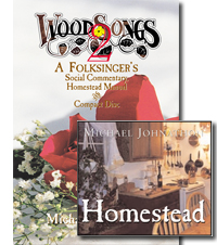 Woodsongs Vol 2 Gift Set