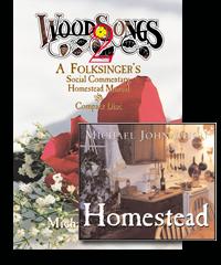 Michael Johhnathon   WoodSongs II